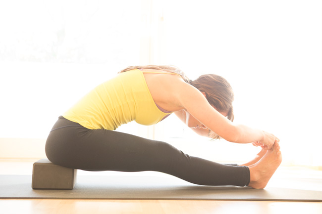 what can i use for yoga blocks