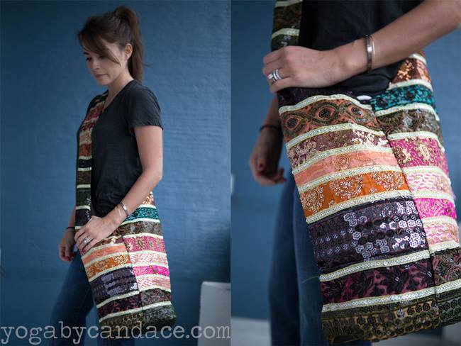 Crossbody bags from India