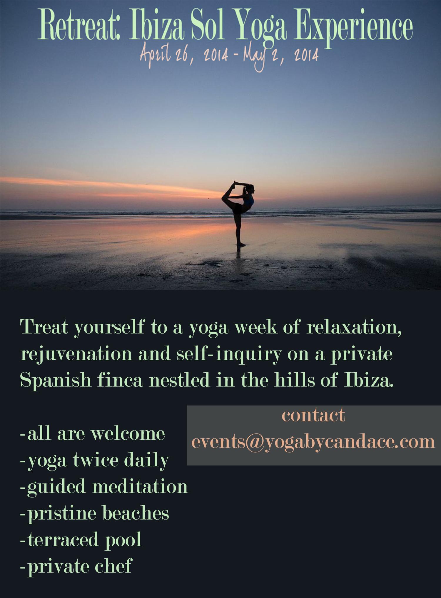 Ibiza Sol Yoga Retreat