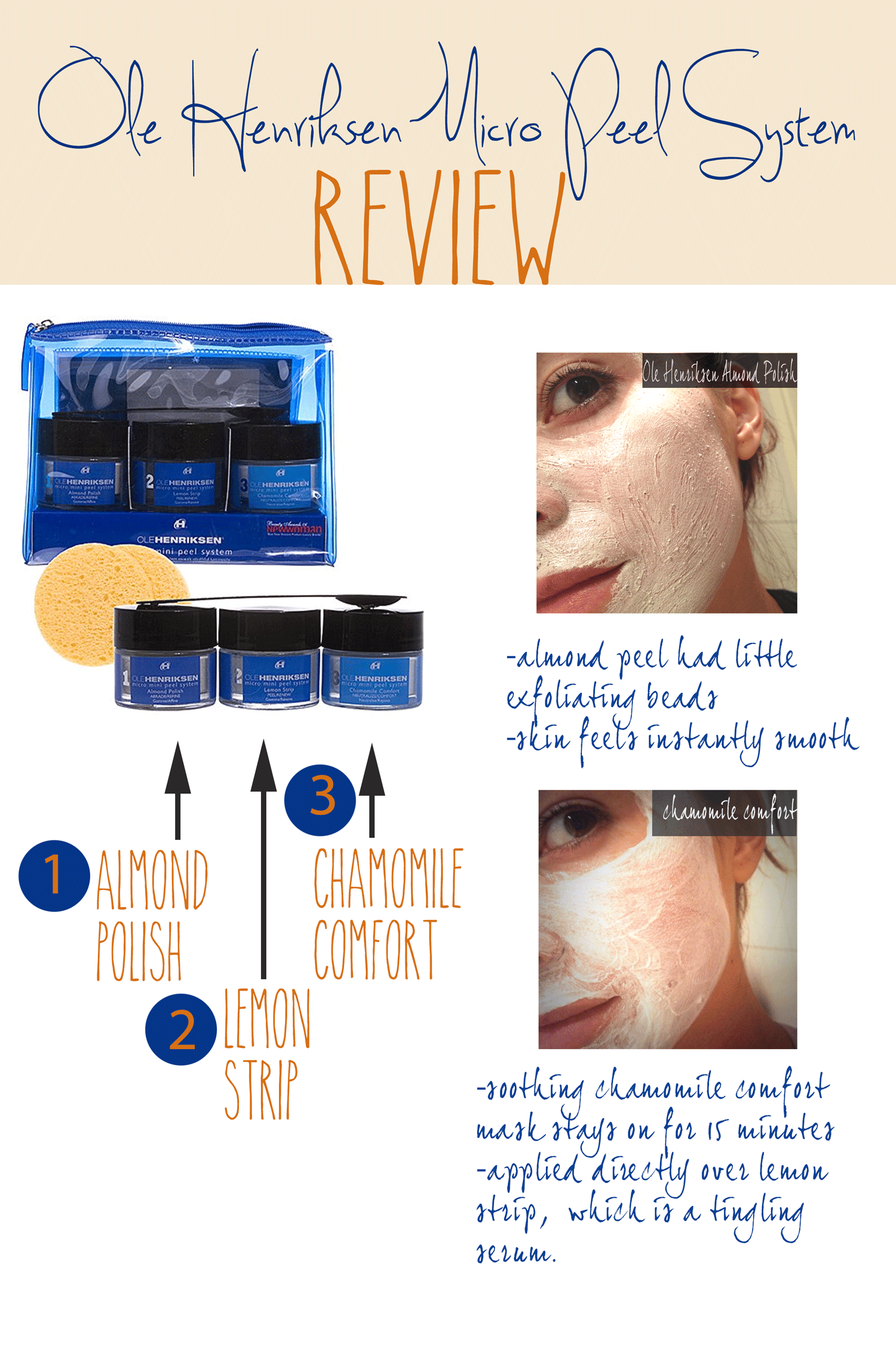 Review of Ole Henriksen Micro Peel System