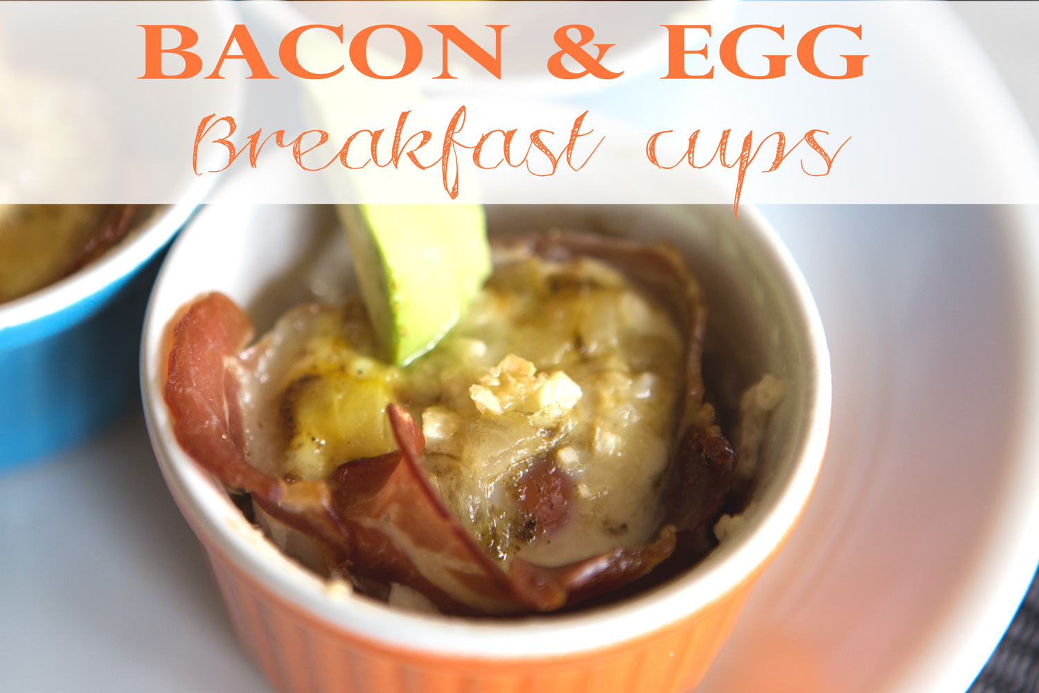 Pin it! GAPS friendly bacon & egg breakfast cups