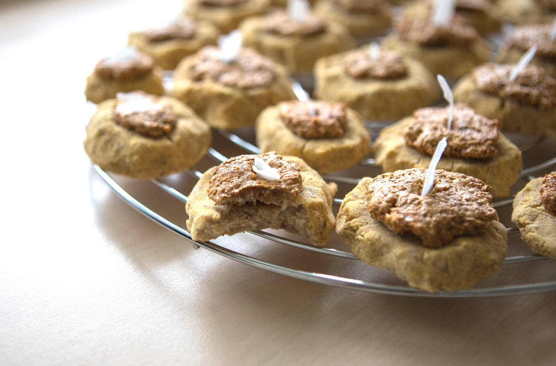 Paleo fig newton cookies - pin it!