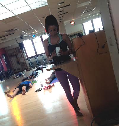 Final yoga classes
