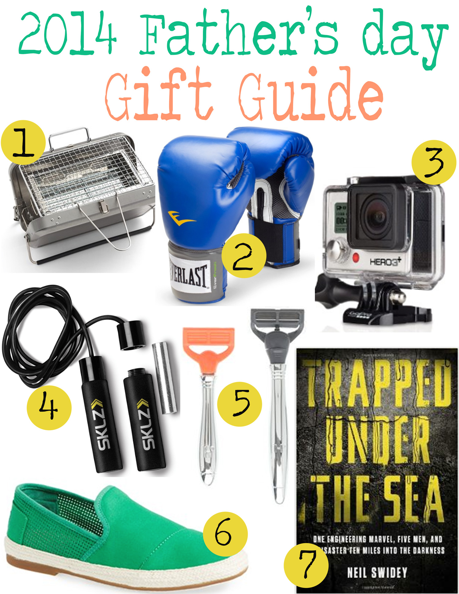Pin it! 2014 Father's day gift guide