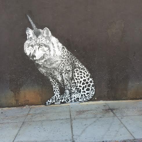 Seen in Venice, California