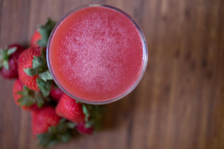 Pin it! Healthy jello recipe.