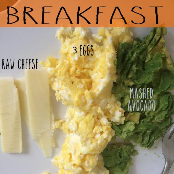 GAPS breakfast