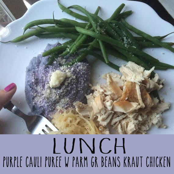 Pin it! GAPS lunch idea