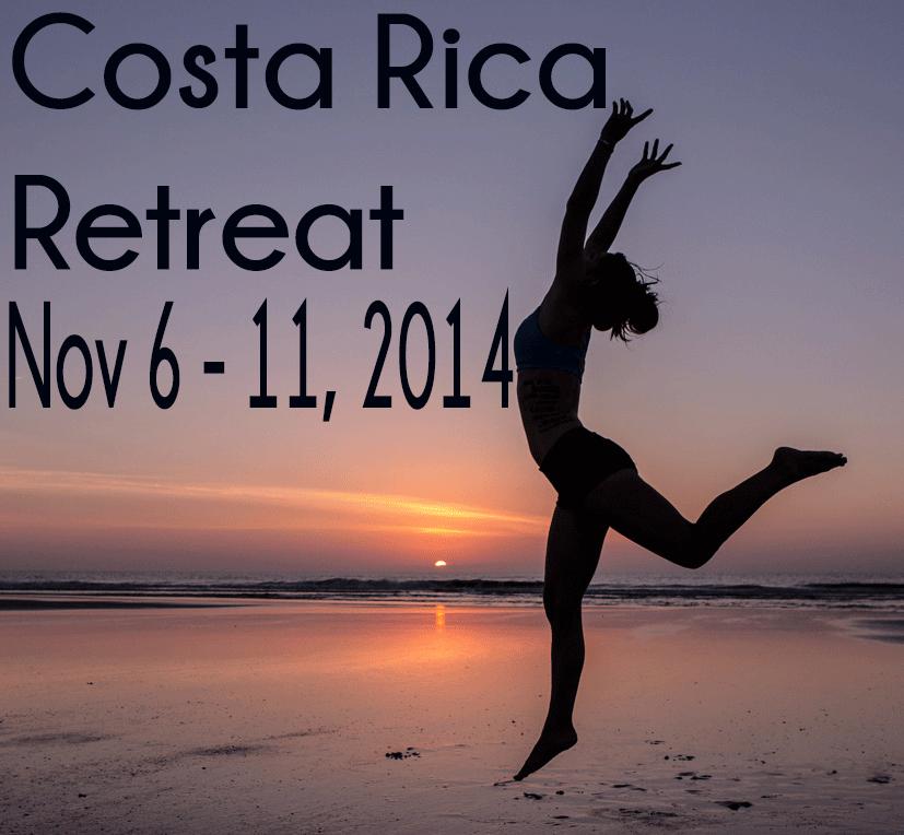 Yoga Retreat in Costa Rica - see the Costa Rica Recap here.