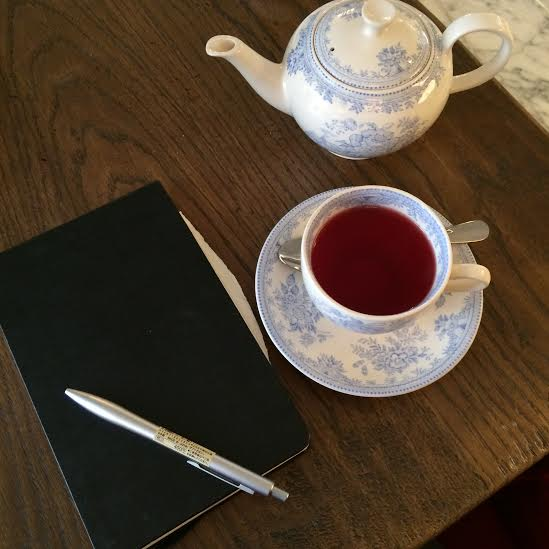 Tea at The Marylebone Hotel