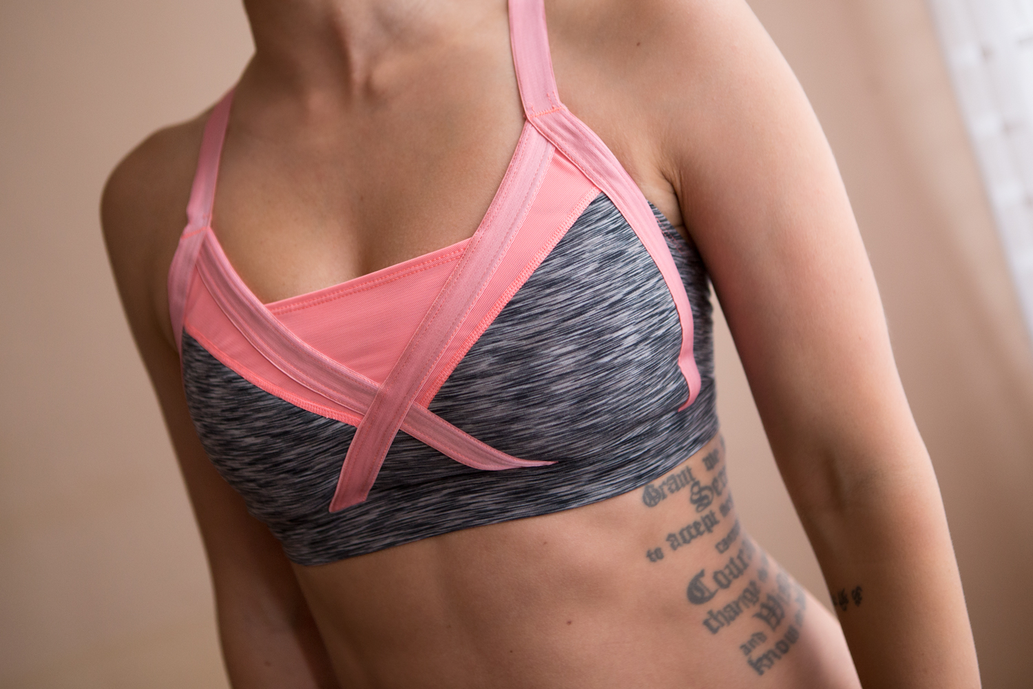 Sweaty Betty Sports bra review  Wearing:  Infinity workout bra