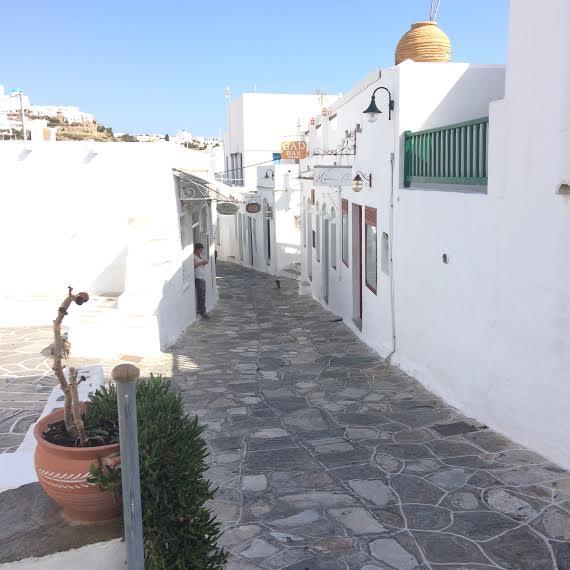 Exploring Sifnos