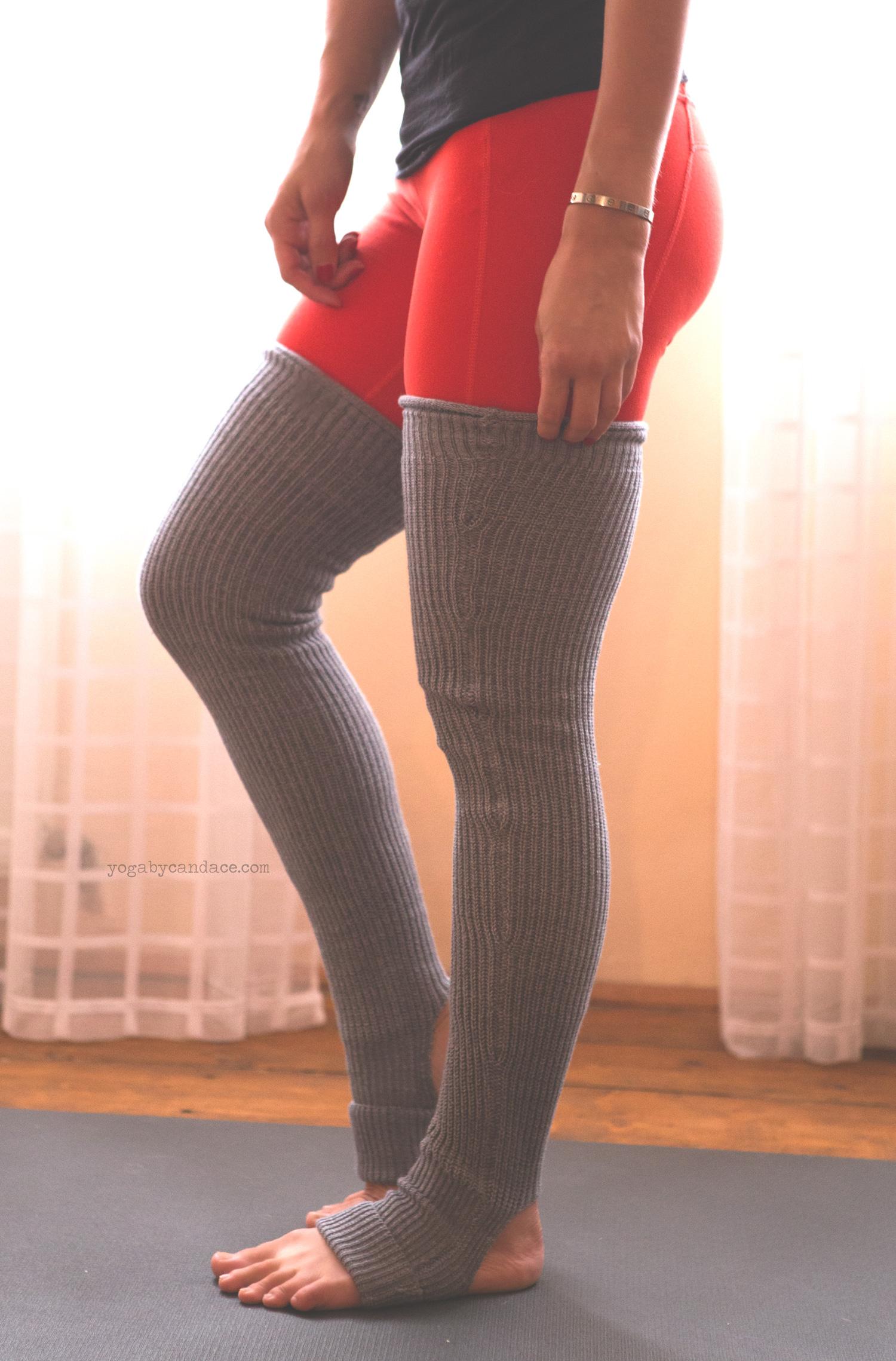 Pin it!  Wearing:  Athleta pants  (on sale!),  Sweaty Betty legwarmers .