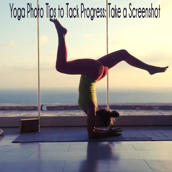 Yoga photo tips