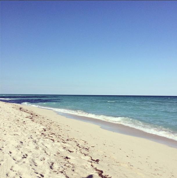 Ahhh, love you, Miami!