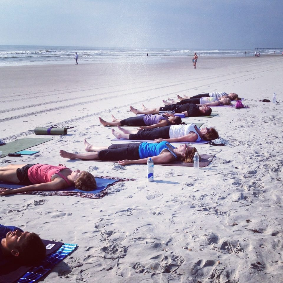 Miami Spring Break Yoga Retreat Yogabycandace