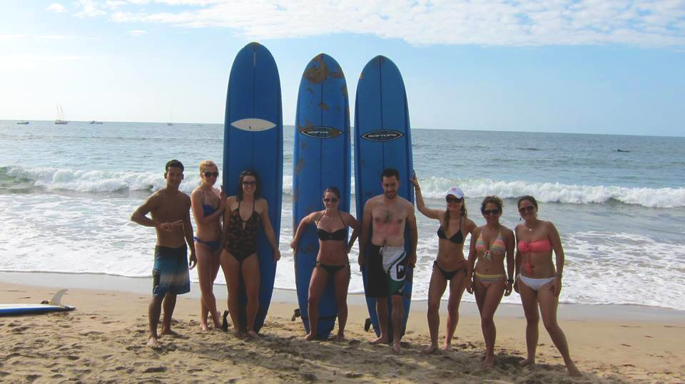 Costa Rica surf and yoga retreat