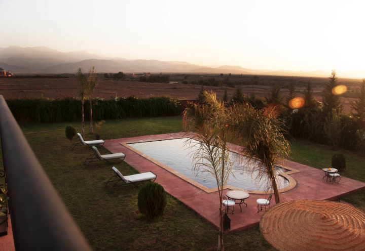 Yoga retreat in Morocco