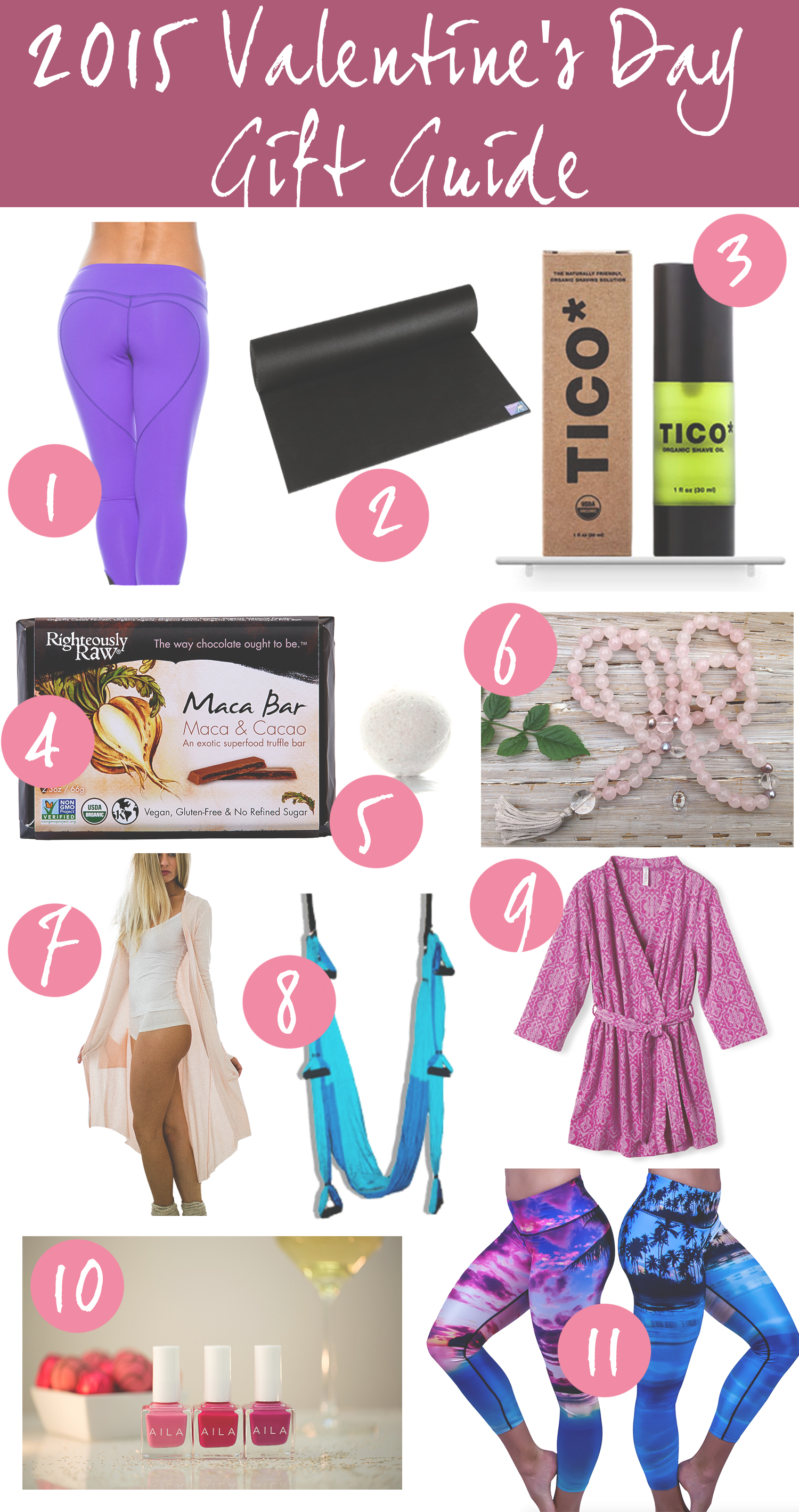 Pin now, shop later! 2015 Valentine's Day Gift Guide