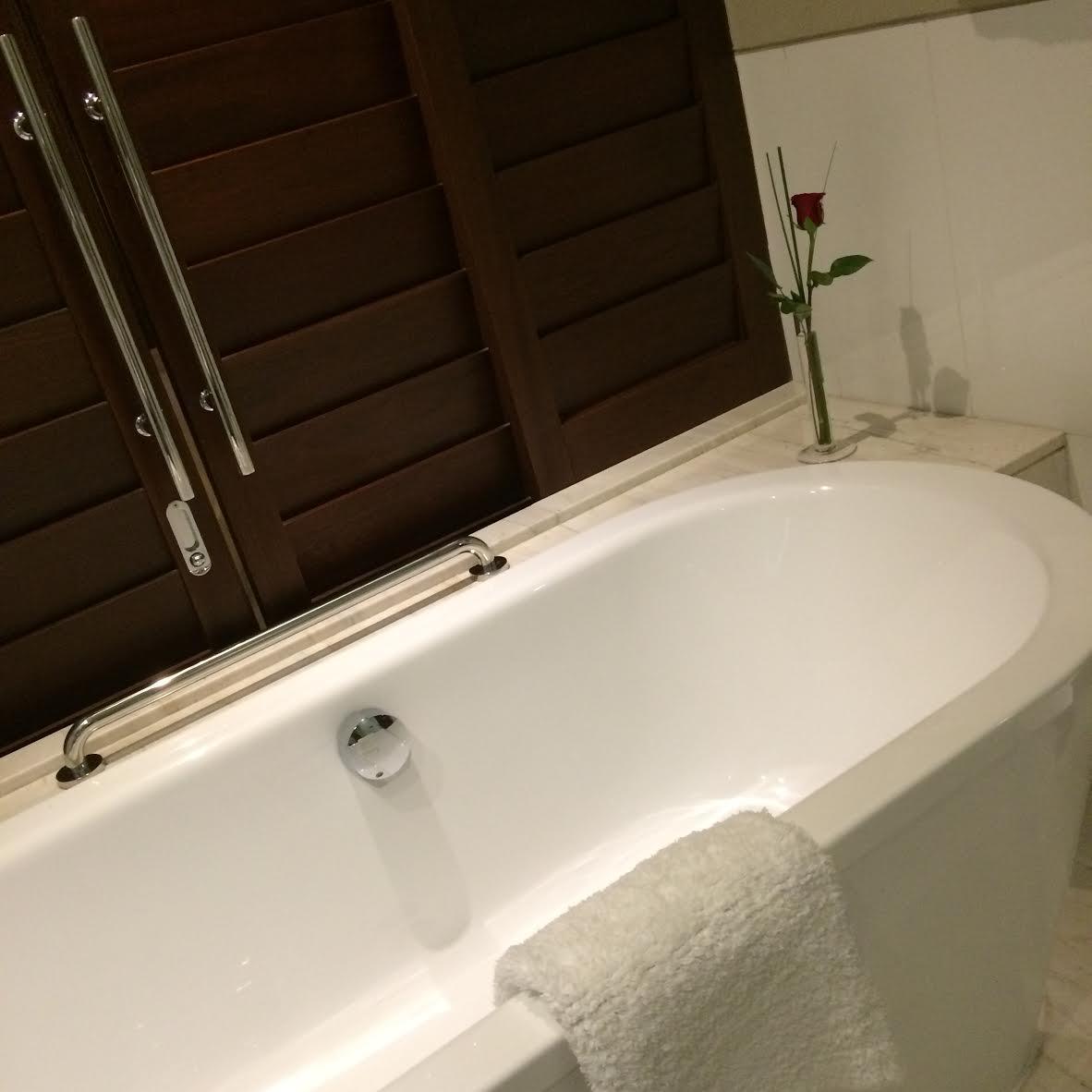 Bath, yes please!