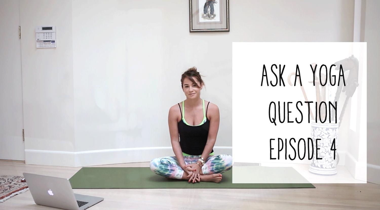 Ask a yoga question  Wearing:  PrismSport pants .