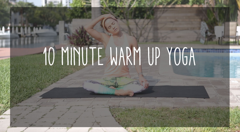 Pin now, practice yoga later!  Wearing:  HFY leggings c/o,  Sweaty Betty top . Using:  Kharma Kare eco-friendly yoga mat .