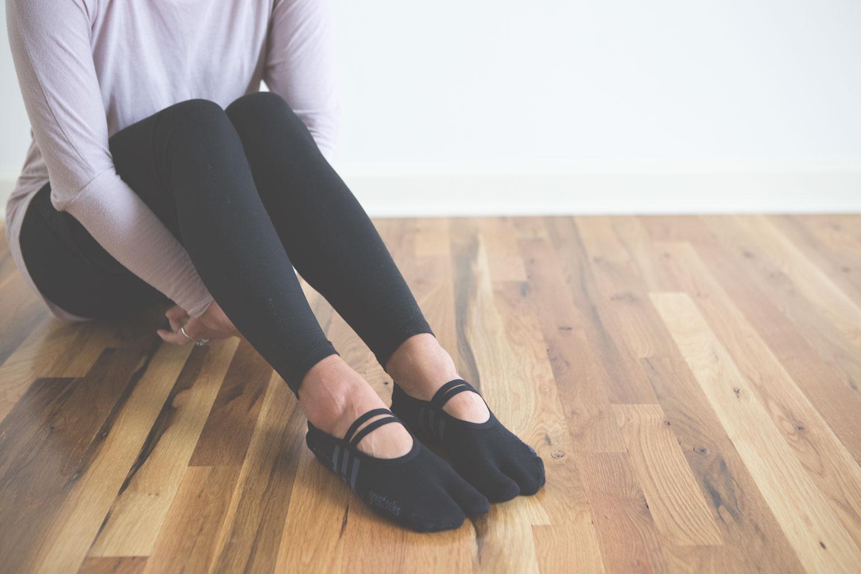 Great Sole split toe socks