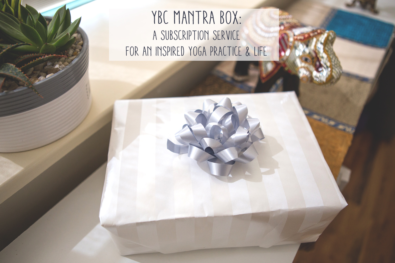 The YBC Mantra Box is available for pre-sale!