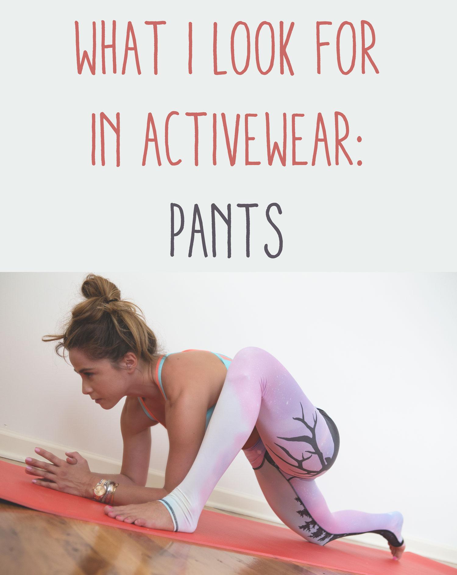 Pin now, read later!  Wearing:  Teeki pants