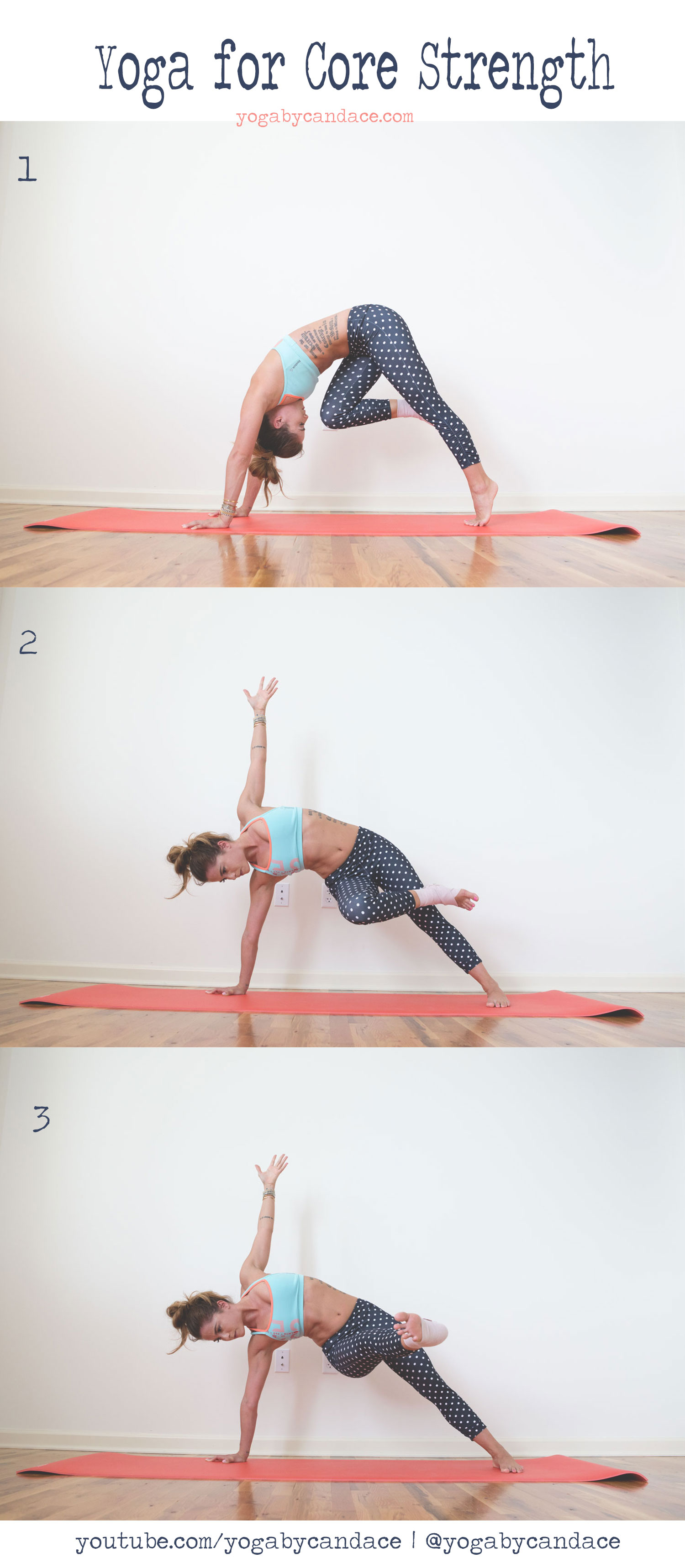 Pin now, practice later to improve your core strength   Wearing:  Kira Grace leggings  ,  Reebok bra  .