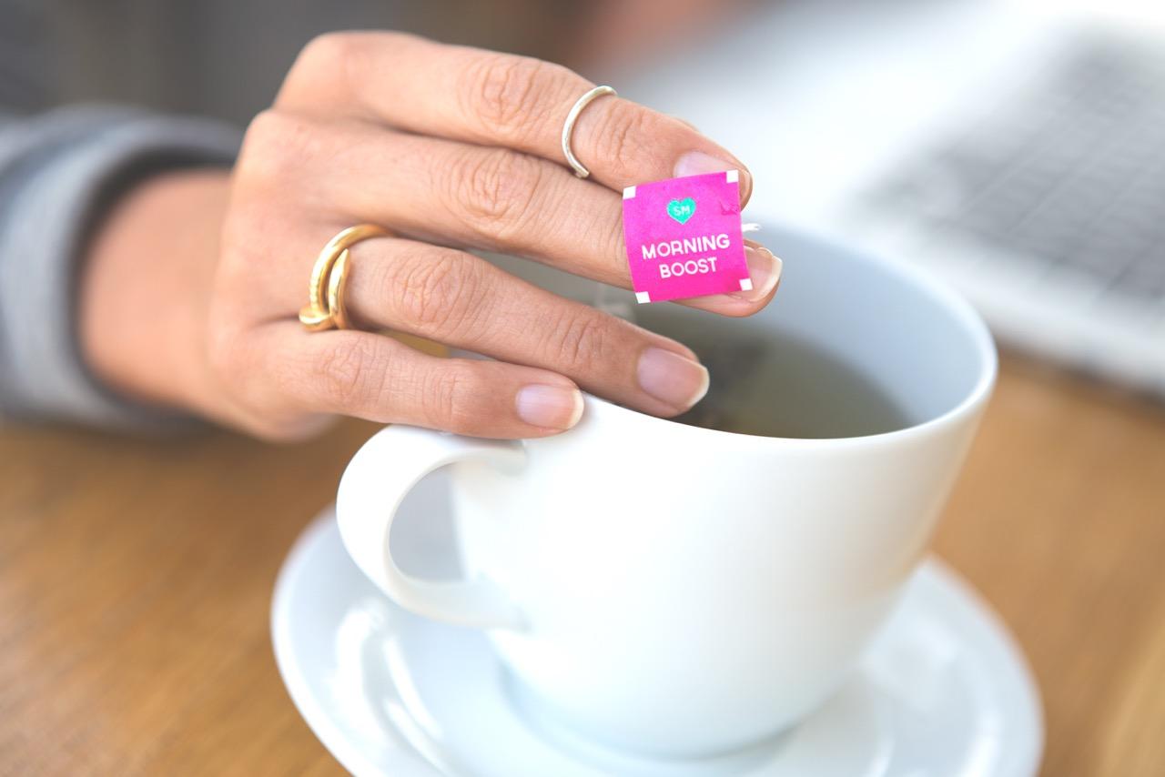Morning boost tea