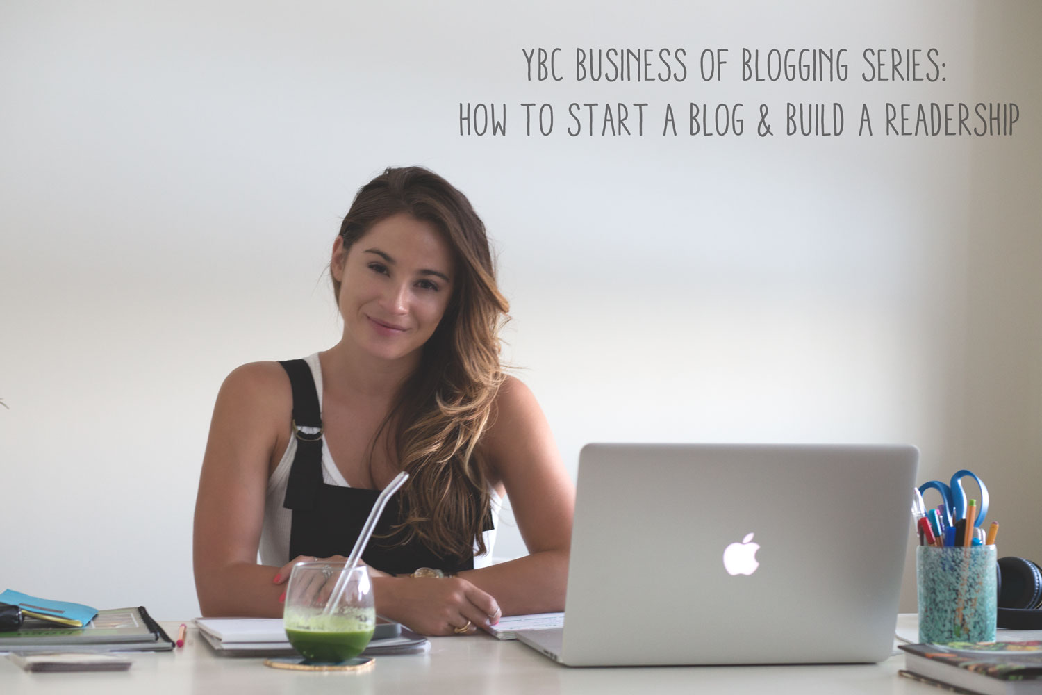 Pin now, read later! Business of blogging series - how to start a blog and build readership.  Wearing:  overalls , tank (sold out -  similar ).