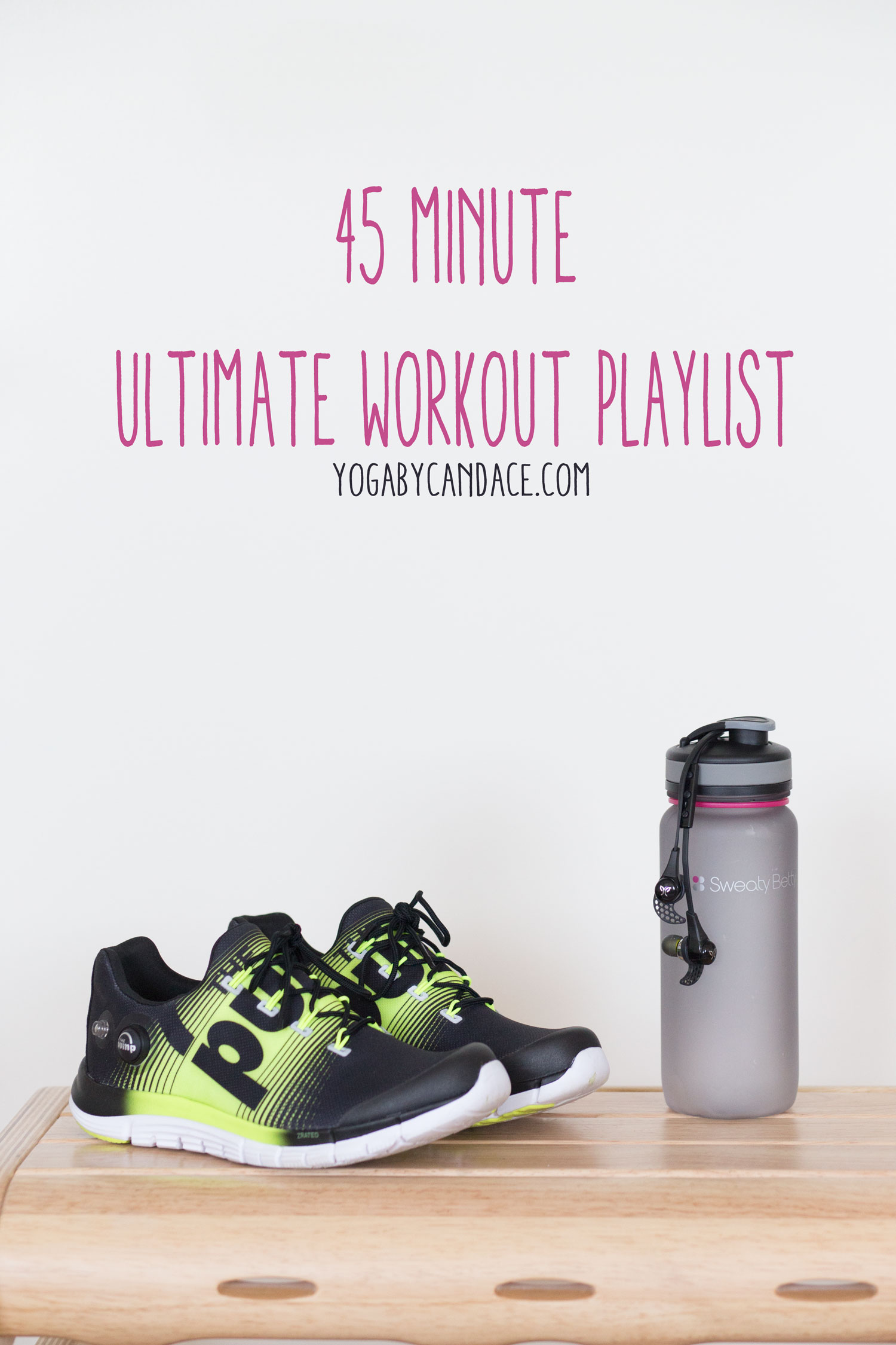 Pin now, play later!   Sneakers ,  water bottle ,  headphones .