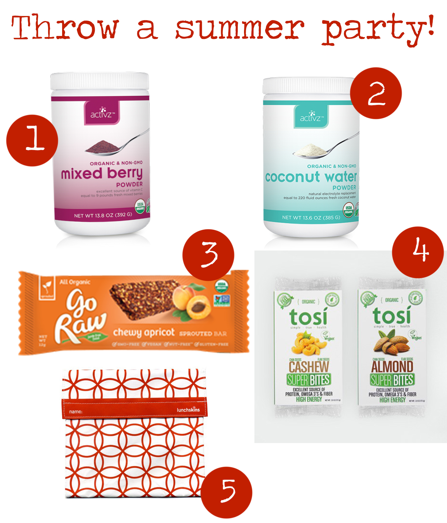 Pin now and enter our healthy living giveaway!