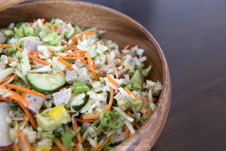 Perfect summer salad - pin it!
