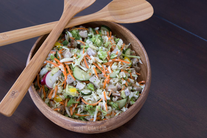 Pin now, make later! Summer salad