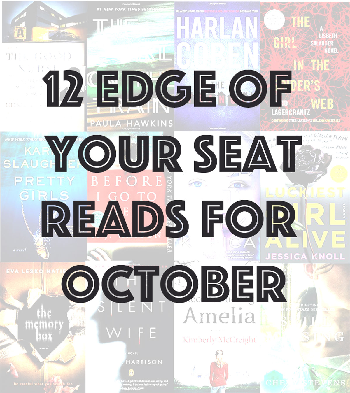 Pin now - a list of edge-of-your-seat reads for October
