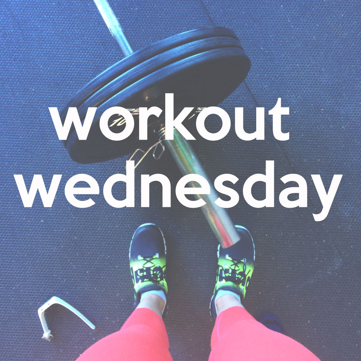 Workout Wednesday  Wearing:  reebok sneakers ,