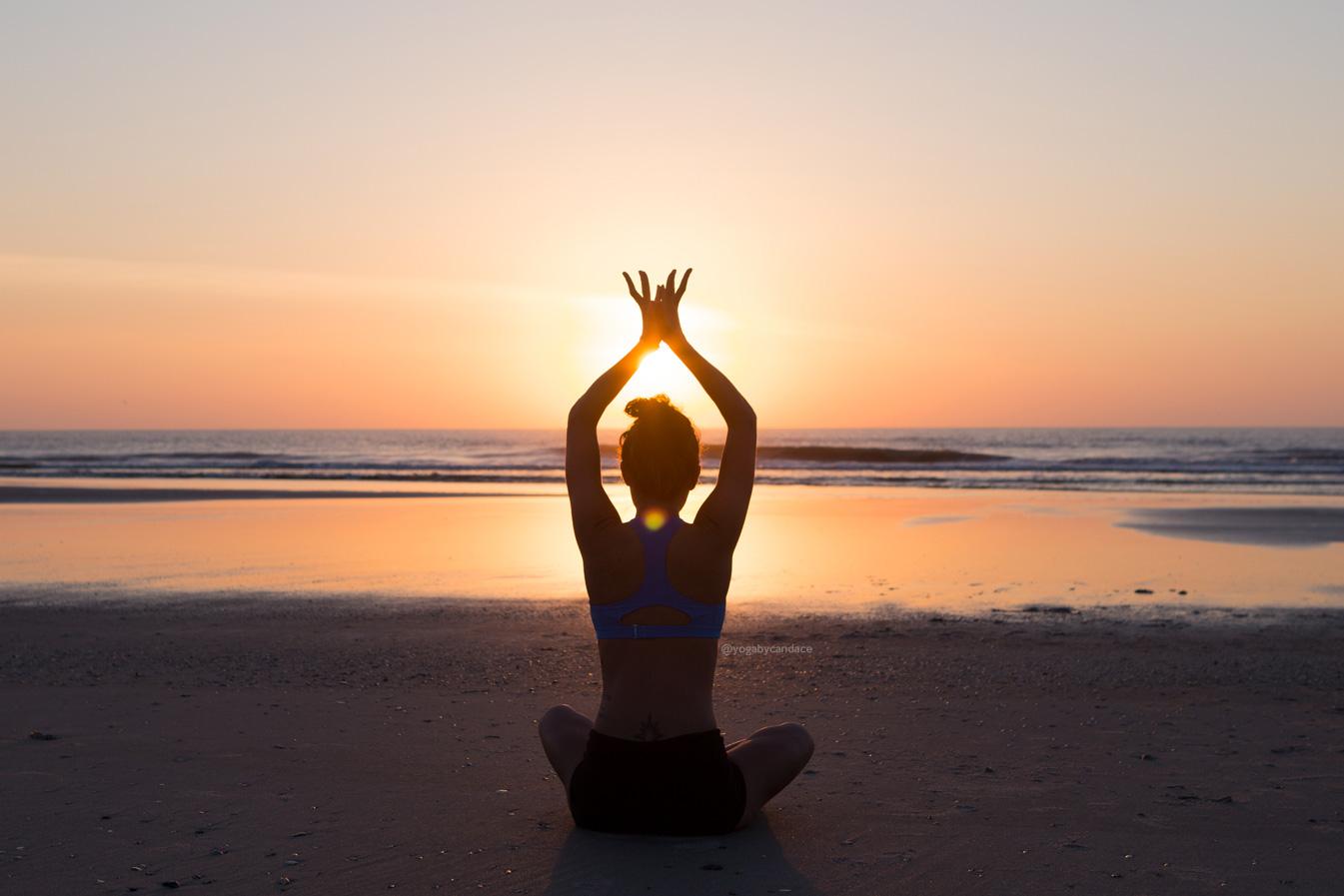 Avoiding the yoga practice?