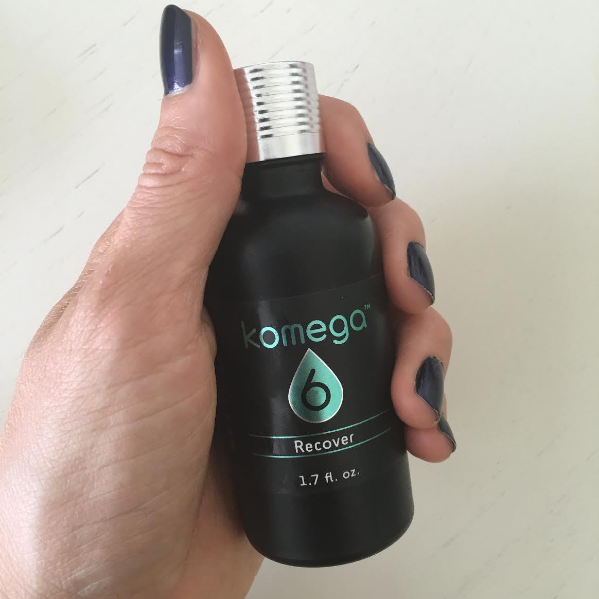 Komega Recovery oil