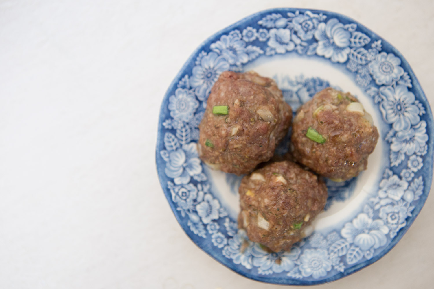 Pin now and make these no-breadcrumb meatballs
