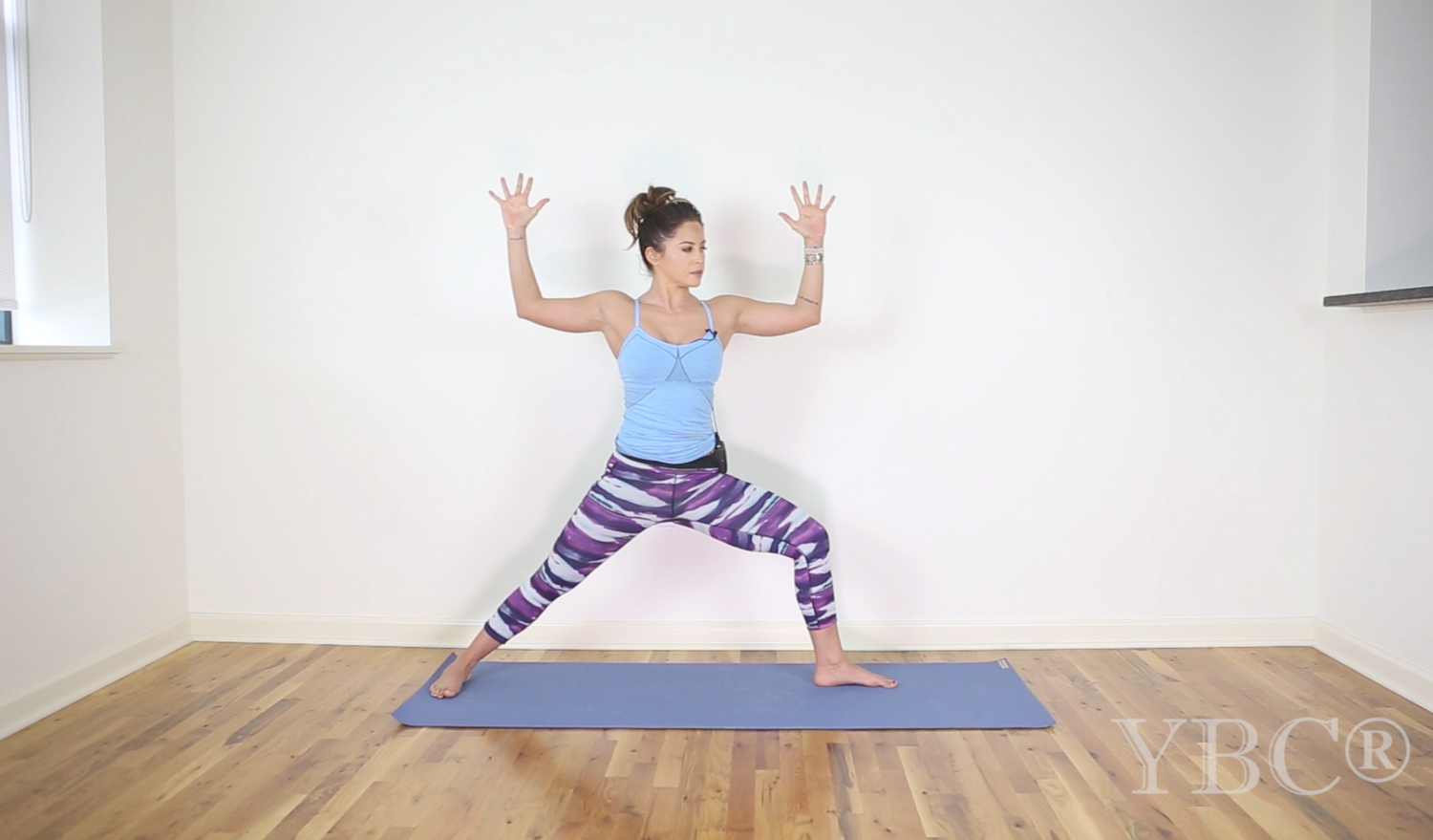 Pin now, practice 25 minute yoga for upper body strength later  Wearing:  Sweaty Betty top  and  bottoms  c/o. Using:  Jade yoga mat .