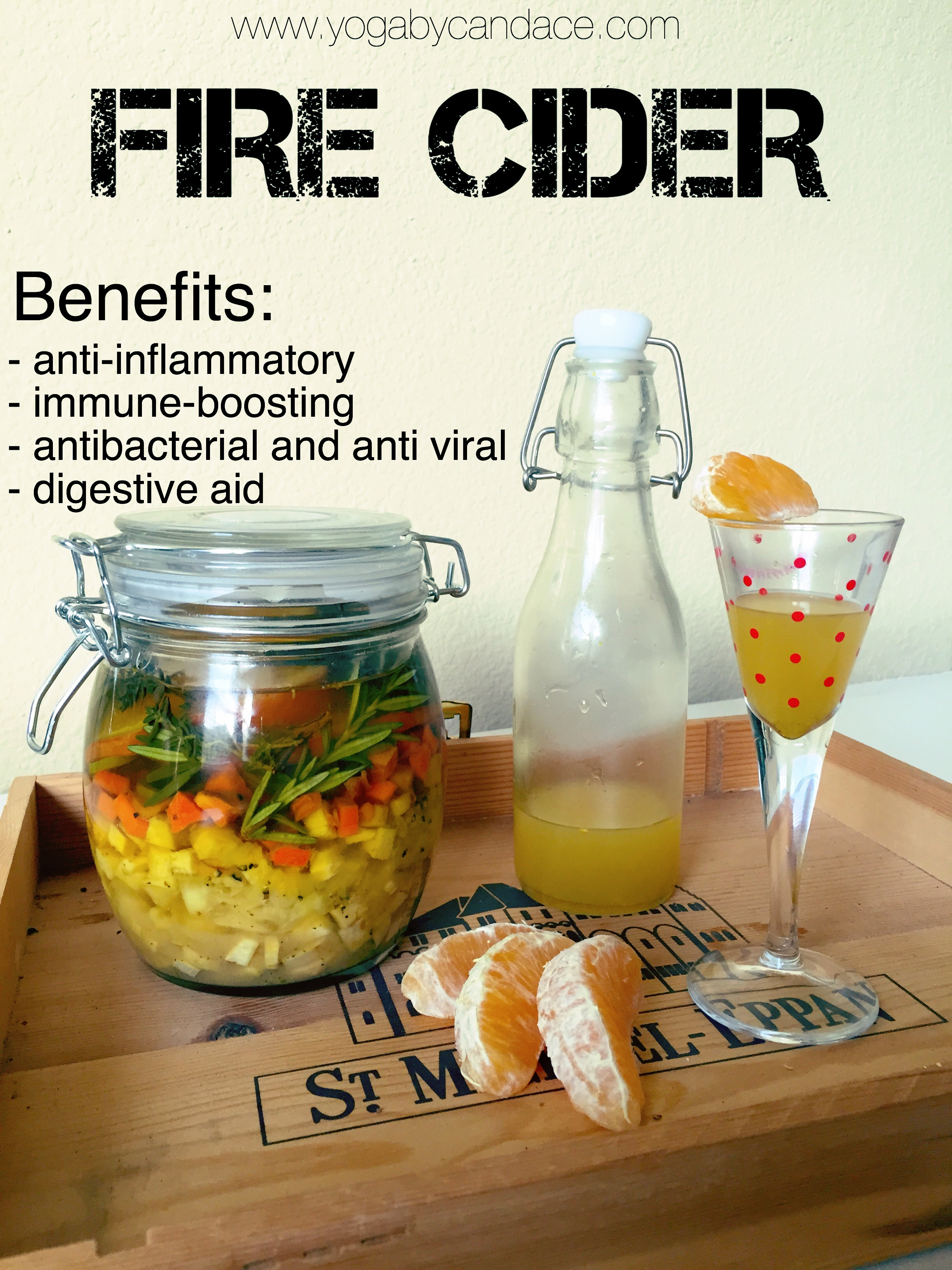 Fire Cider Tonic Benefits