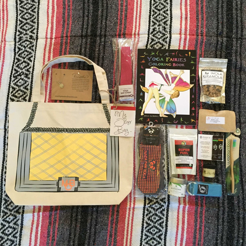 Costa Rica SWAG Bag