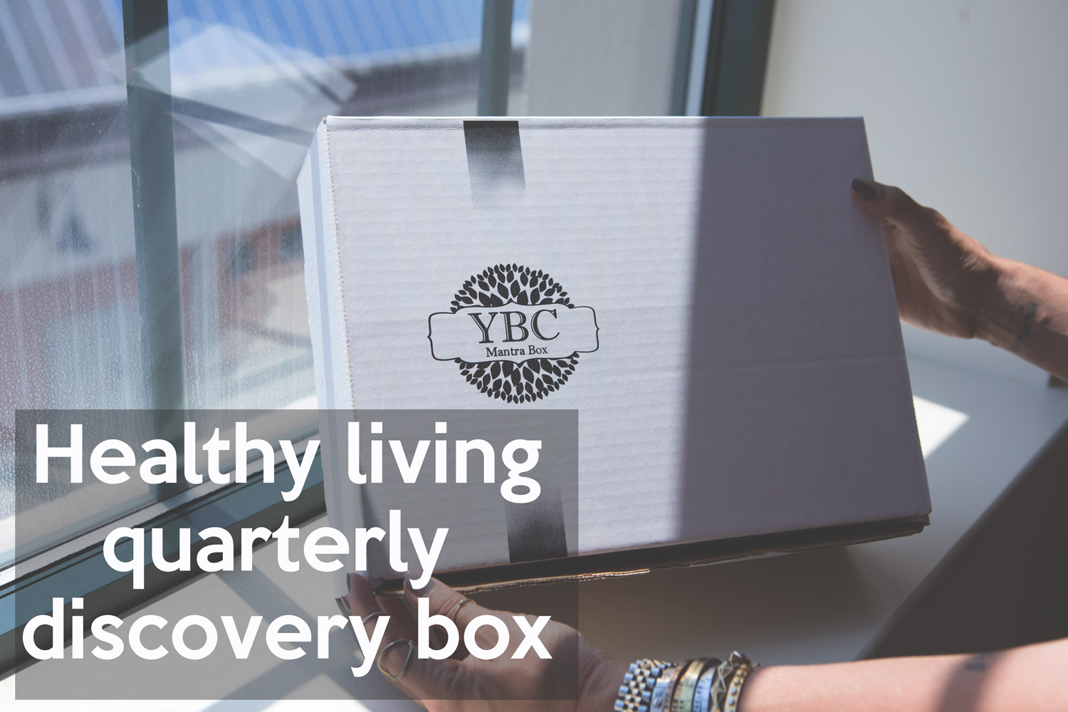 Pin now and order the YBC Mantra Box ™