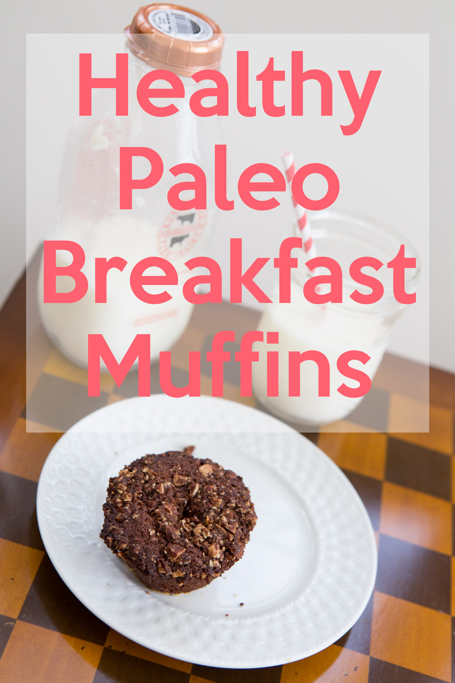 Pin it now, make it later - healthy Paleo breakfast muffins.