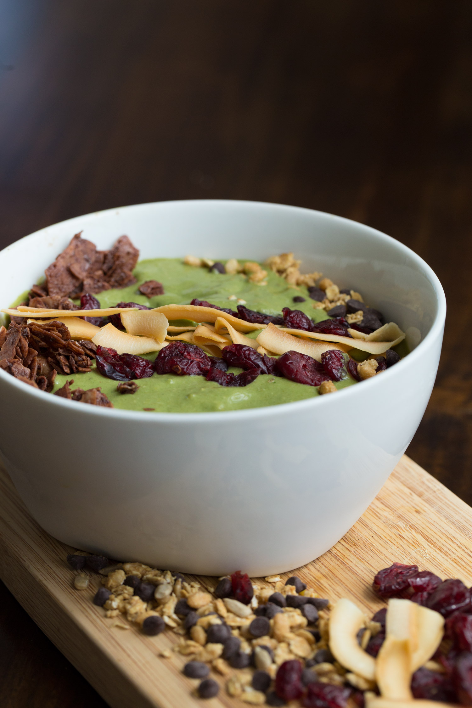 Pin it! Superfood smoothie bowl