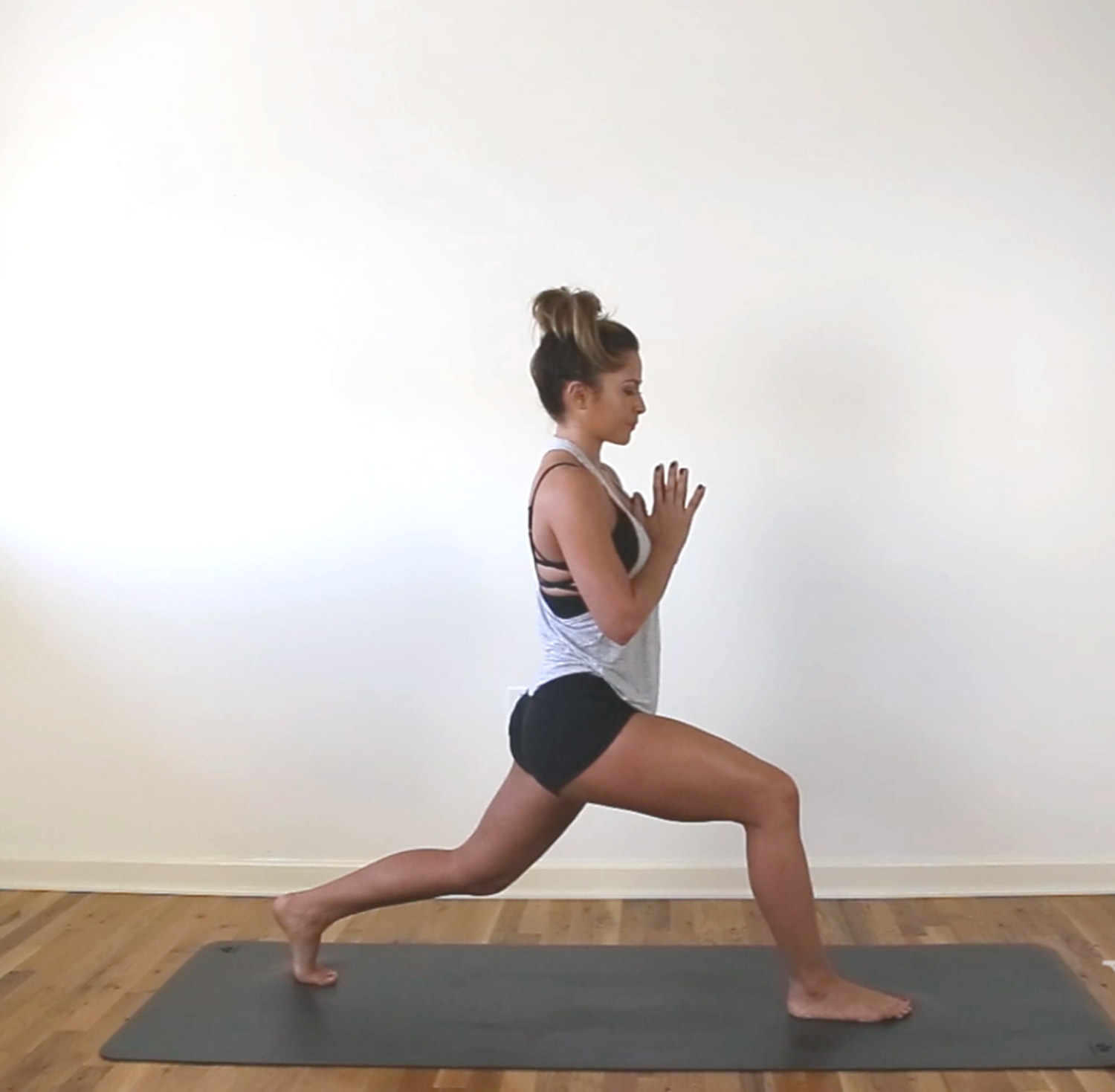 A 20 minute yoga video to develop back body strength through your glutes, hamstrings, and back.