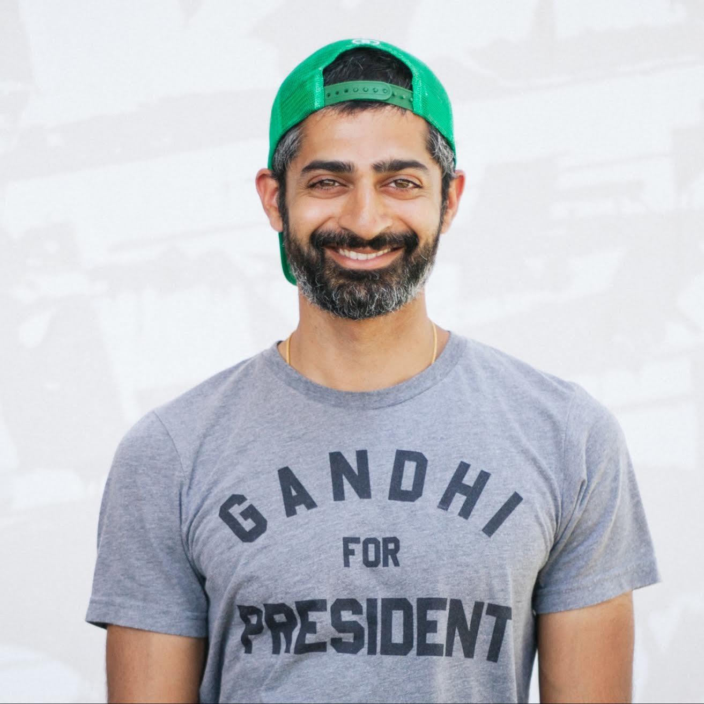 Gurus founder Prem Thomas