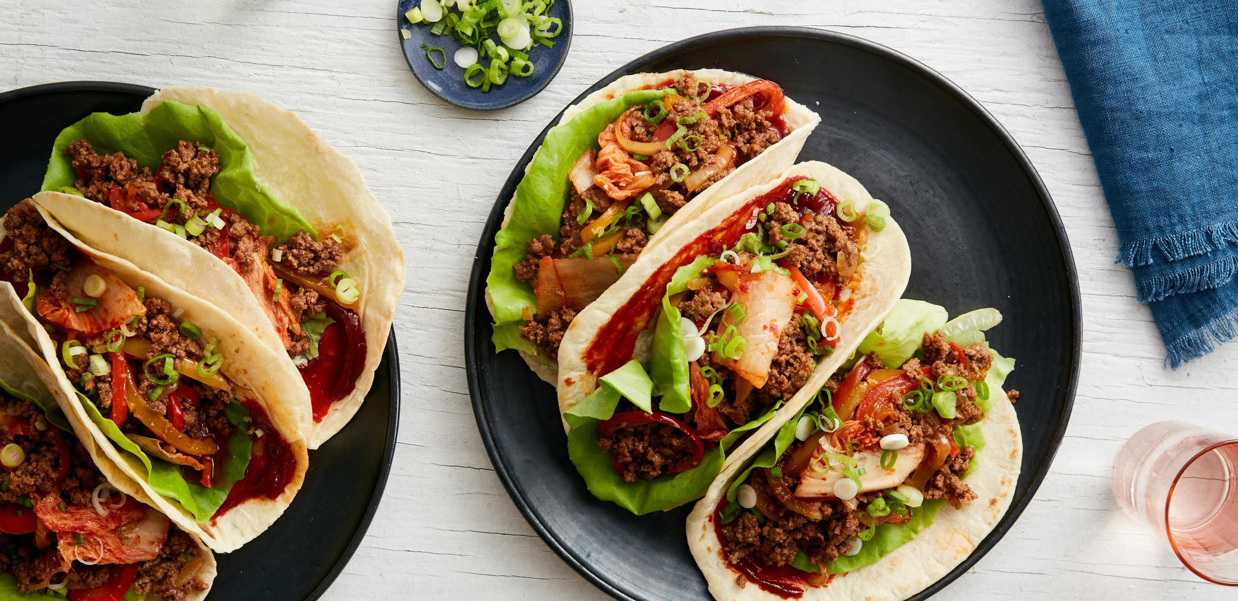 Plated - Meal Delivery Service, Korean Tacos